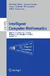 Intelligent Computer Mathematics | auteur onbekend |