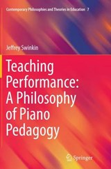 Teaching Performance | Jeffrey Swinkin |