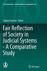 Fair Reflection of Society in Judicial Systems - a Comparative Study | auteur onbekend |