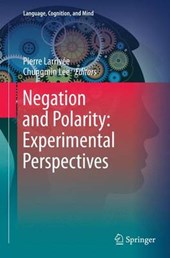 Negation and Polarity