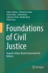 Foundations of Civil Justice | Fabien Gélinas |