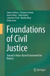 Foundations of Civil Justice