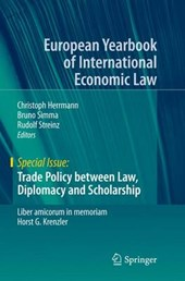 Trade Policy Between Law, Diplomacy and Scholarship