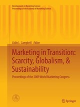 Proceedings of the 14th Biennial World Marketing Congress | auteur onbekend |