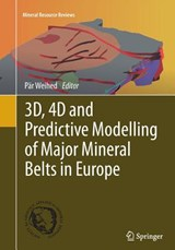 3d, 4d and Predictive Modelling of Major Mineral Belts in Europe | auteur onbekend |
