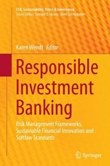 Responsible Investment Banking | auteur onbekend |