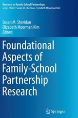 Foundational Aspects of Family-school Partnership Research | auteur onbekend |