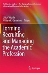 Forming, Recruiting and Managing the Academic Profession |  |