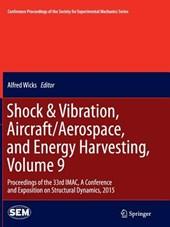 Shock & Vibration, Aircraft/aerospace, and Energy Harvesting