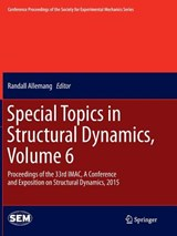 Special Topics in Structural Dynamics | auteur onbekend |