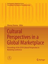 Cultural Perspectives in a Global Marketplace |  |