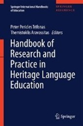 Handbook of Research and Practice in Heritage Language Education