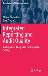 Integrated Reporting and Audit Quality | Chiara Demartini |