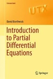 Introduction to Partial Differential Equations | David Borthwick |