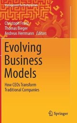 Evolving Business Models | auteur onbekend |