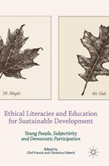 Ethical Literacies and Education for Sustainable Development |  |