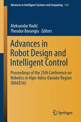 Advances in Robot Design and Intelligent Control |  |