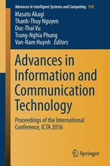 Advances in Information and Communication Technology |  |