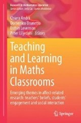 Teaching and Learning in Maths Classrooms |  |