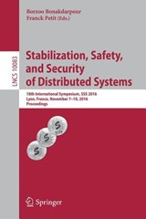 Stabilization, Safety, and Security of Distributed Systems | auteur onbekend |