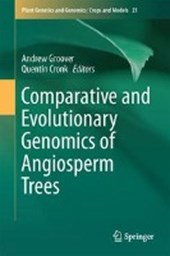 Comparative and Evolutionary Genomics of Angiosperm Trees