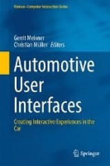 Automotive User Interfaces |  |