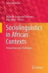 Sociolinguistics in African Contexts |  |