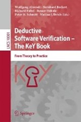 Deductive Software Verification - The KeY Book | auteur onbekend |