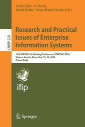 Research and Practical Issues of Enterprise Information Systems |  |