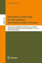 Information Technology for Management: New Ideas and Real Solutions | auteur onbekend |