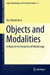 Objects and Modalities | Tero Tulenheimo |