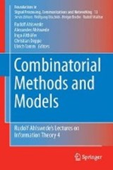 Combinatorial Methods and Models | Rudolf Ahlswede |