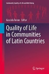 Quality of Life in Communities of Latin Countries