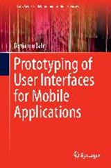 Prototyping of User Interfaces for Mobile Applications | Benjamin Bähr |