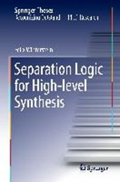 Separation Logic for High-level Synthesis
