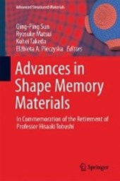 Advances in Shape Memory Materials