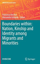 Boundaries within: Nation, Kinship and Identity among Migrants and Minorities |  |