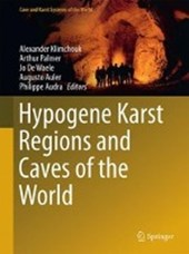 Hypogene Karst Regions and Caves of the World |  |