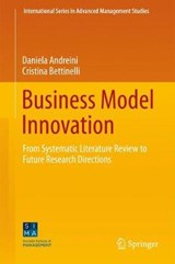 Business Model Innovation | Daniela Andreini |