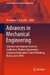 Advances in Mechanical Engineering |  |
