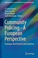 Community Policing - A European Perspective | auteur onbekend |