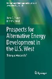 Prospects for Alternative Energy Development in the U.S. West