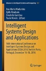 Intelligent Systems Design and Applications | auteur onbekend |