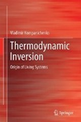 Thermodynamic Inversion | Vladimir N. Kompanichenko |