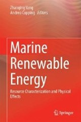 Marine Renewable Energy | auteur onbekend |