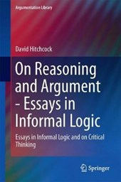 On Reasoning and Argument | David Hitchcock |
