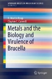 Metals and the Biology and Virulence of Brucella |  |
