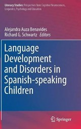 Language Development and Disorders in Spanish-speaking Children | auteur onbekend |