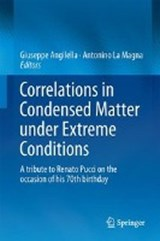 Correlations in Condensed Matter under Extreme Conditions | auteur onbekend |