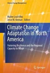 Climate Change Adaptation in North America | auteur onbekend |